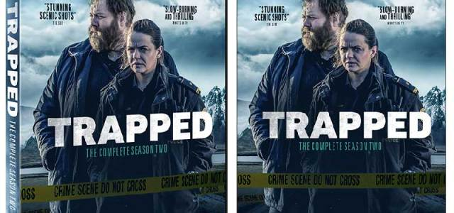 ARROW TV RELEASES TRAPPED SEASON 2 on DVD on Apr 1