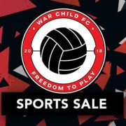 War Child FC Kicks Off Games Celebration with Exclusive EA SPORTS FIFA 19 Kit, Steam Sale and Celebrity Livestream