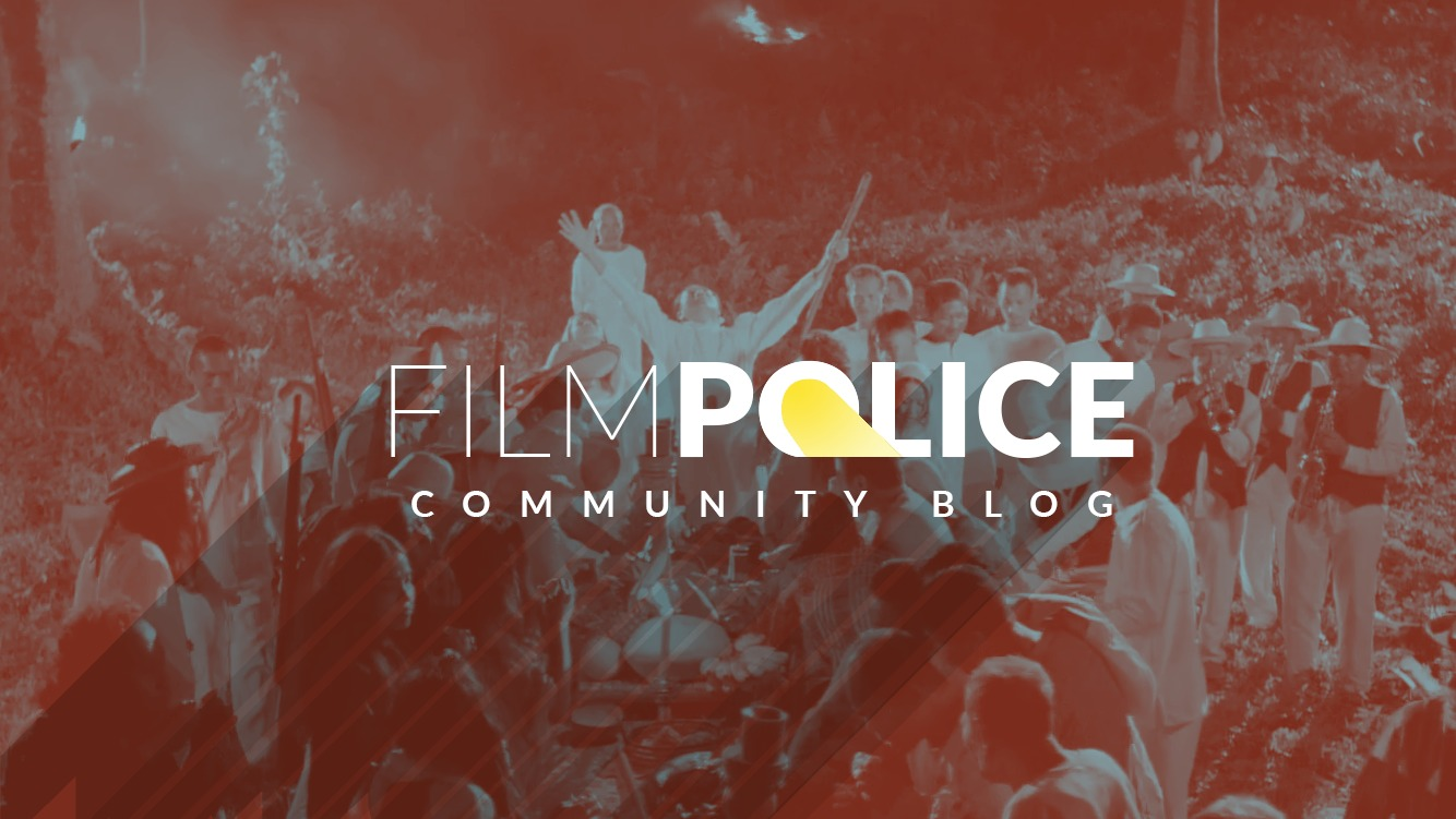 Write with Film Police Reviews!