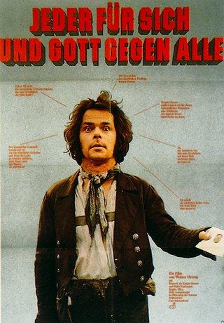 Plakat zum Film: Kaspar Hauser - Jeder für sich und Gott gegen alle