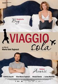 locandina del film VIAGGIO SOLA