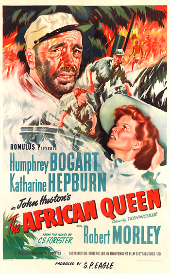 Image result for the african queen