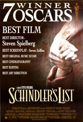 أفلام الحرب العالمية الثانية - قائمة شندلر