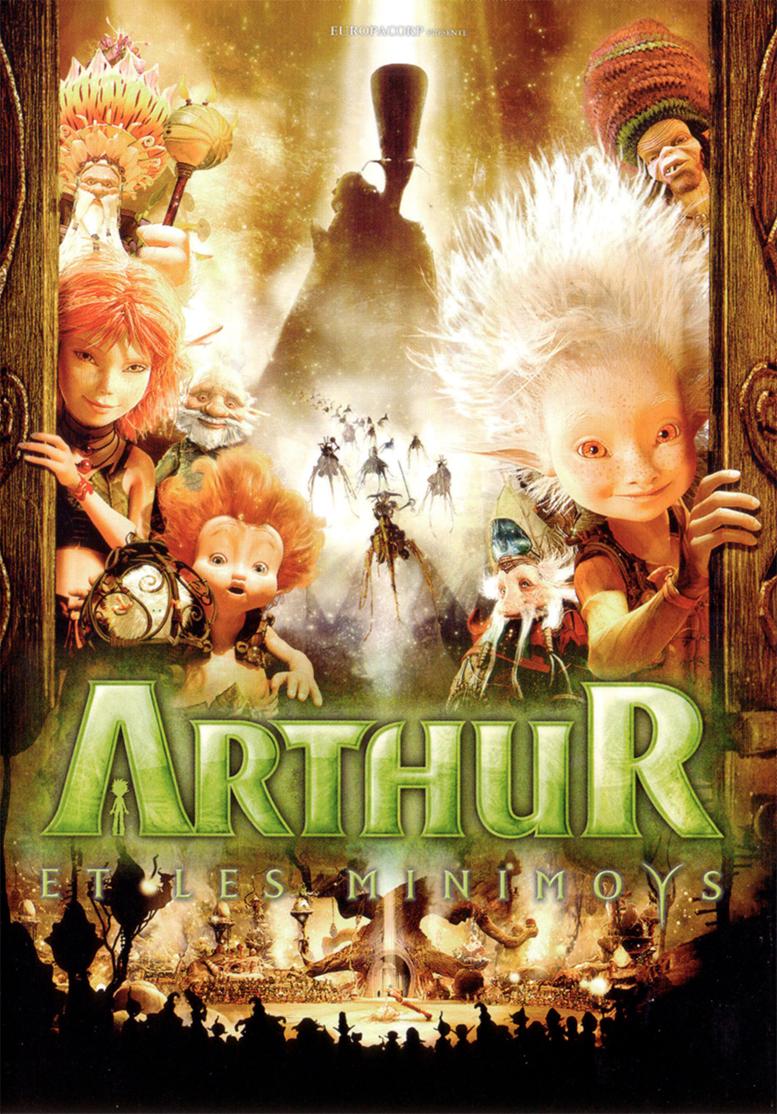 Arthur et les Minimoys, un film adapté pour enfant, pour quel âge ?