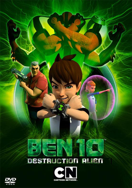 Ben 10 Destruction Alien Pour Quel Age