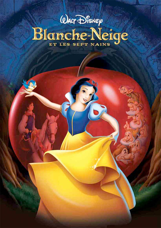 Blanche neige et les sept nains un film pour enfant pour quel ge - La princesse blanche neige ...