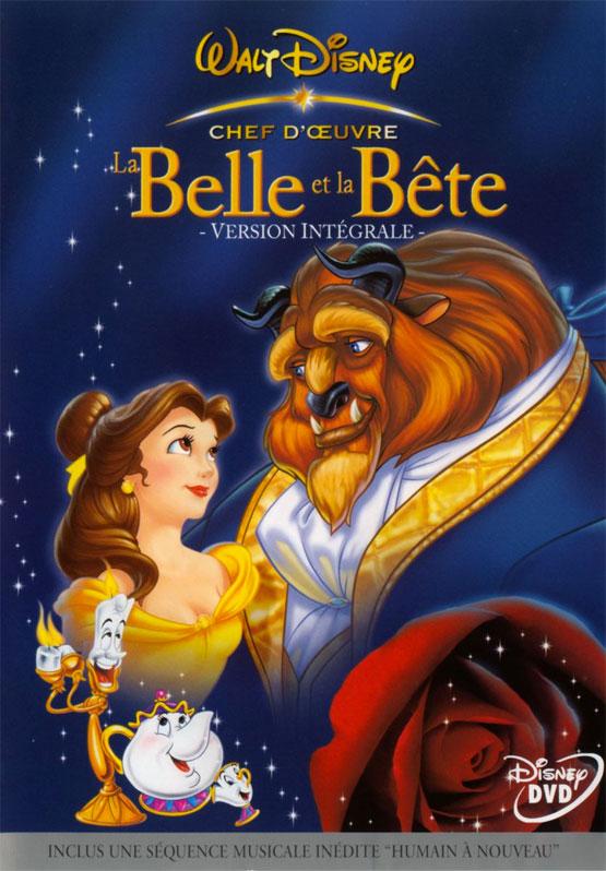 La Belle et la Bête (film, 1991) — Wikipédia
