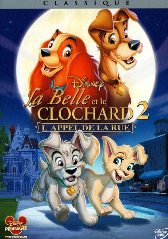 La Belle Et Le Clochard 2 : belle, clochard, Belle, Clochard, L'Appel