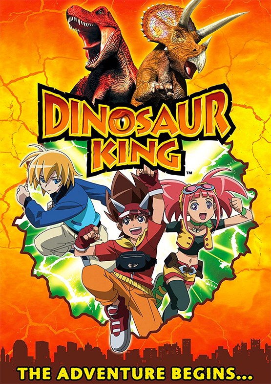 Dinosaur King Theme Songs | Dinosaur King | Fandom