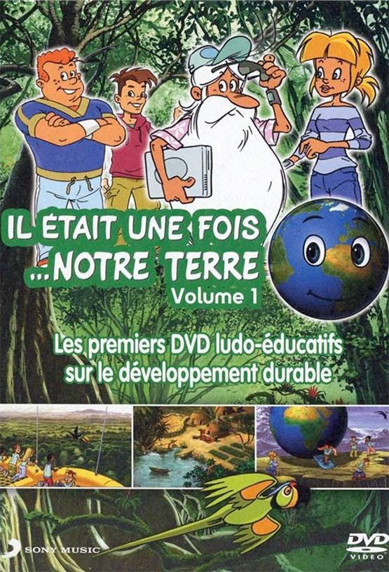Il était Une Fois La Terre : était, terre, Fois..., Notre, Terre, Série, Enfant, Analyse