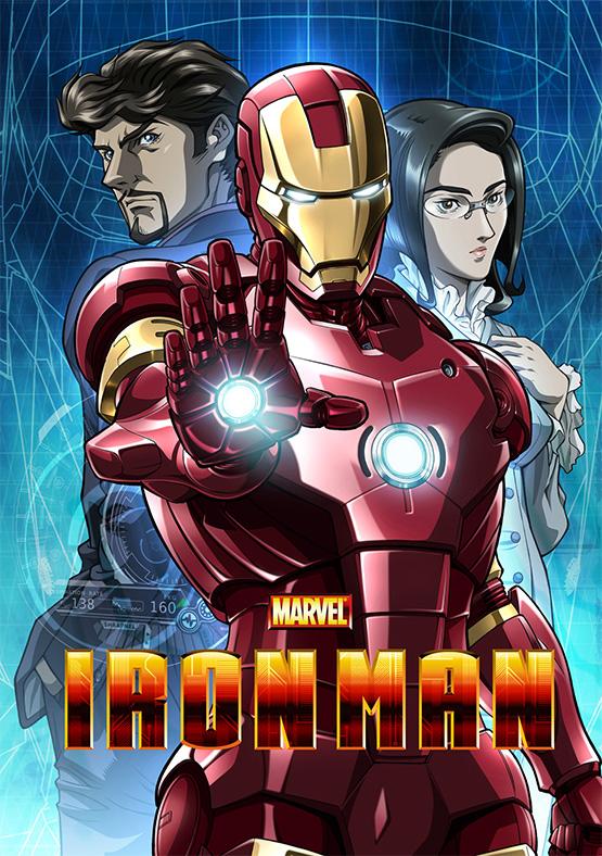 Marvel Anime Iron Man Un Anime Japonais Pour Quel Age Analyse