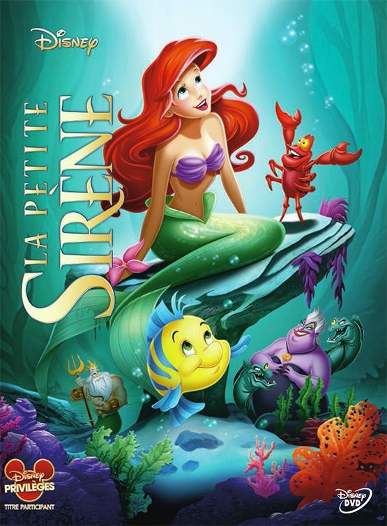 Dessin De La Petite Sirène : dessin, petite, sirène, Petite, Sirène, Disney, Classique, Analyse