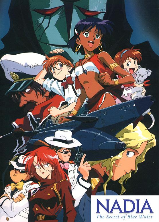 Nadia, le secret de l'eau bleue - DVD, Blu-Ray | Anime