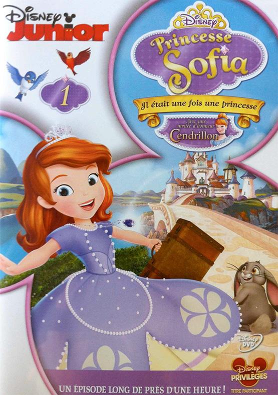 Il était Une Fois Les Princesses Disney : était, princesses, disney, Princesse, Sofia, Analyse