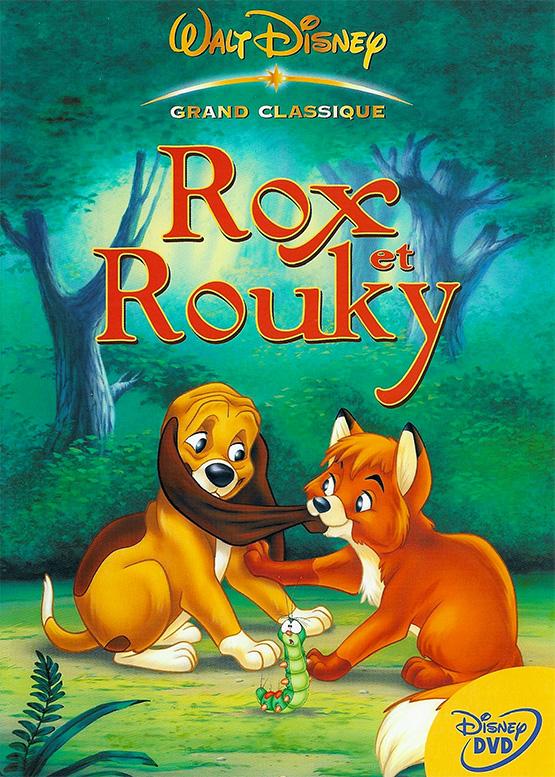 Rox et Rouky un film avec des animaux Disney pour quel âge ...