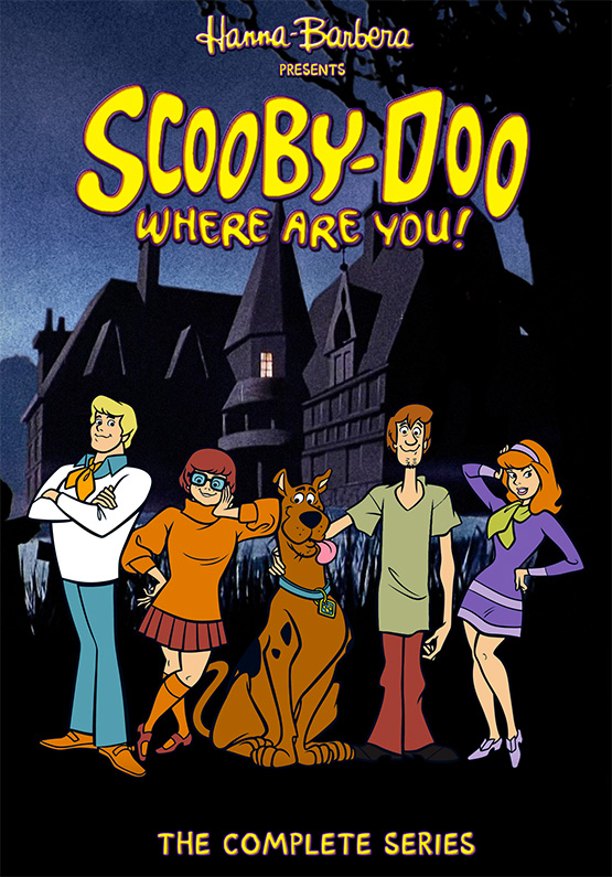 Scooby Doo Where Are You Pour Quel Age Analyse Dvd
