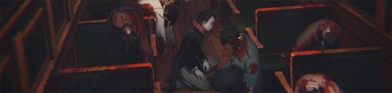 Demon Slayer: Kimetsu no Yaiba - Le train de l'Infini