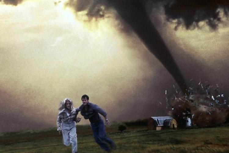 Los desastres en el cine de los 90