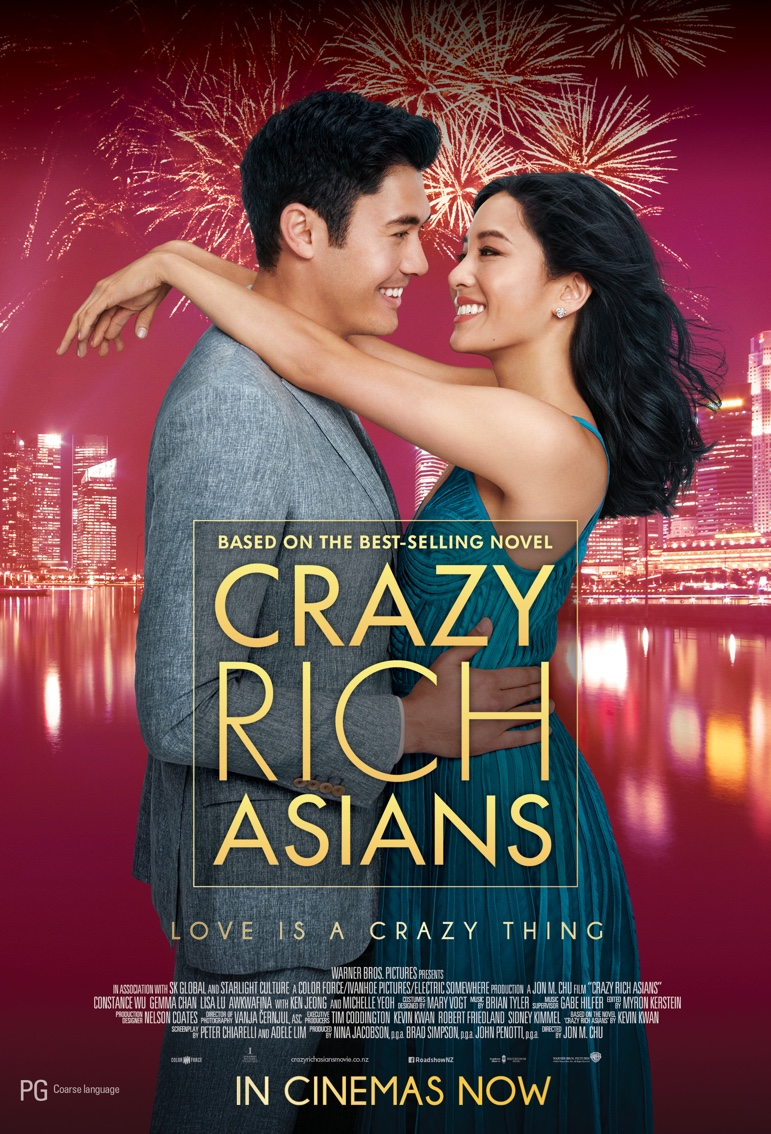 Image result for crazy rich asians trailer