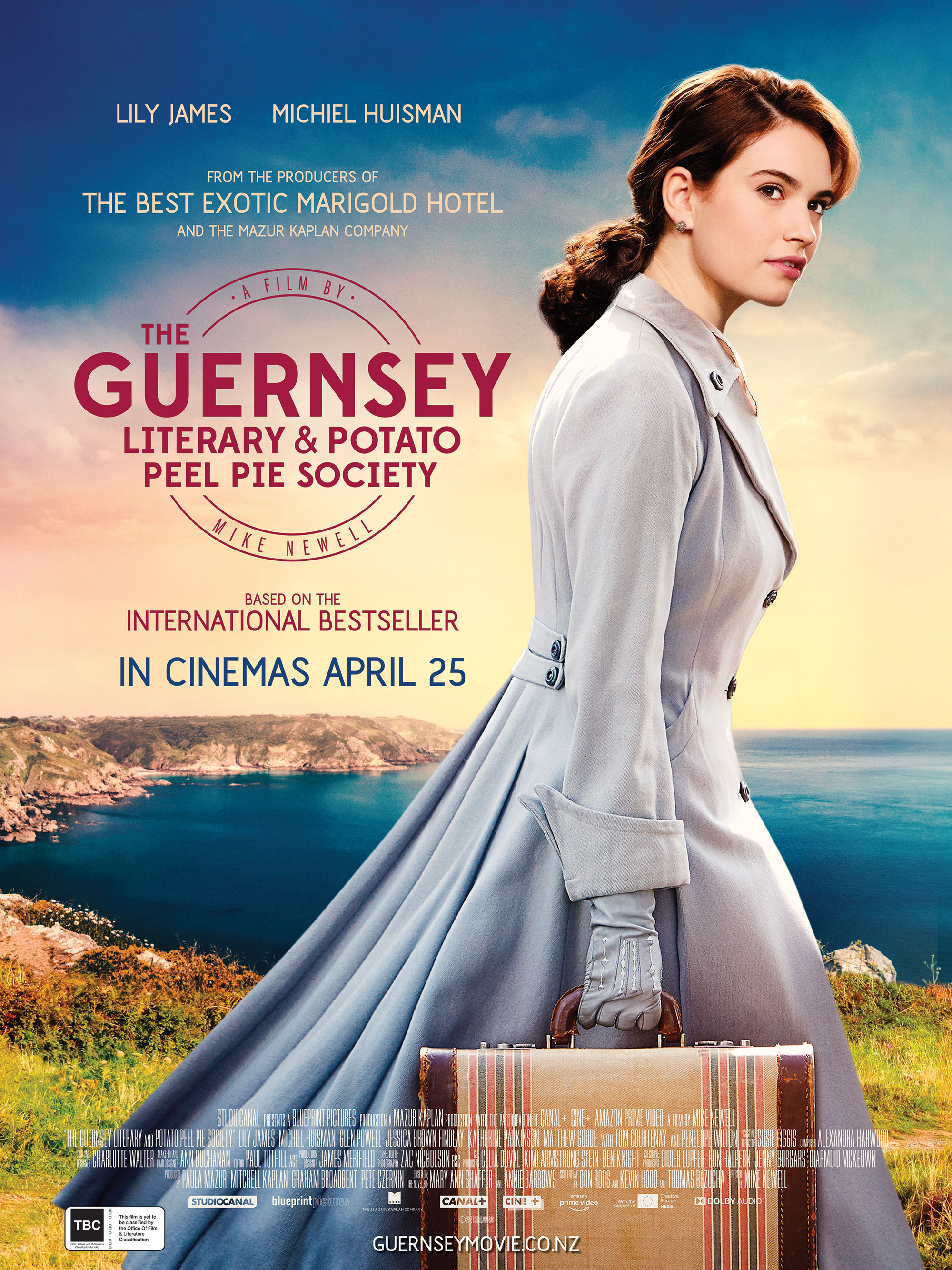 Image result for the potato peel pie society