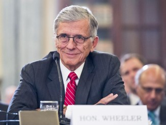 FCC Chairman Tom Wheeler