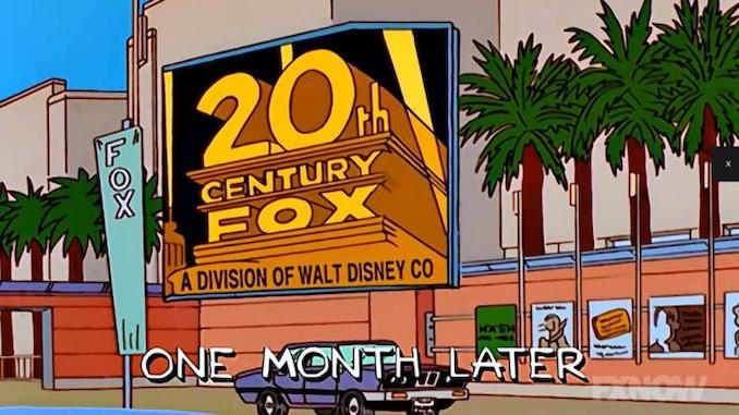 Disney Concludes Fox Acquisition