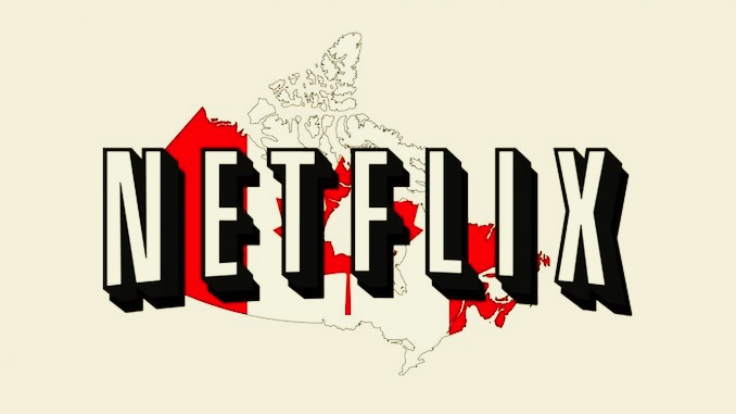 Netflix Reigns in Canada