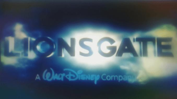 Lionsgate Films Bound For Disney