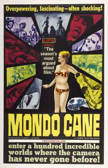 ICC #75 – You Don't Have To Watch Mondo Movies