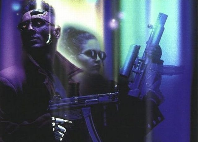 NEMESIS (1992) -Cyberpunk Heroic Bloodshed Noir