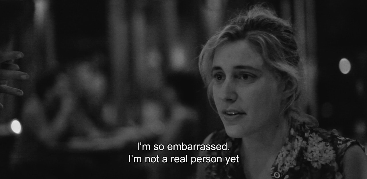"""The Most Important Movie In The World: Frances Ha """"I'm so embarrassed. I'm not a real person yet."""""""