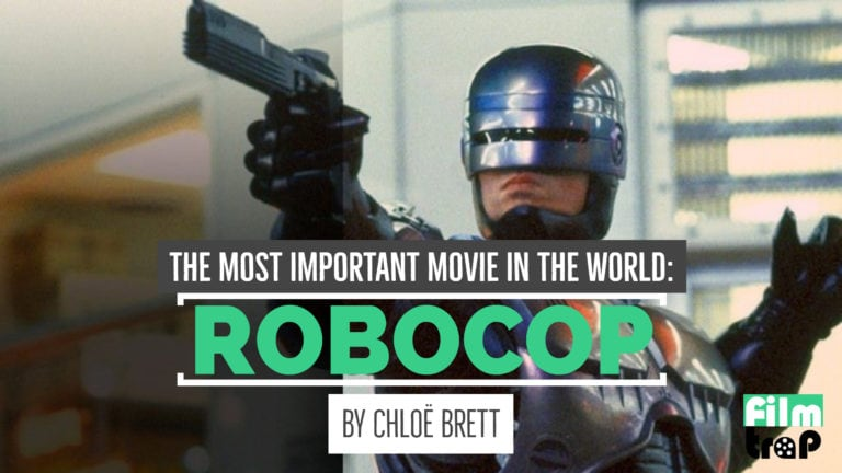 The Most Important Movie In The World RoboCop Cover Image