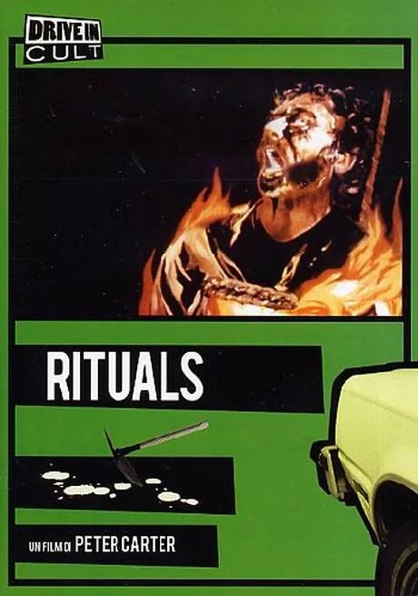 Rituals, il trekking della morte (1977) | FilmTV.it
