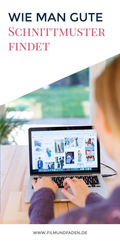 Wie findet man eigentlich gute Schnittmuster? Zeitschrift? Internet? Pinterest? Wir verraten es dir!
