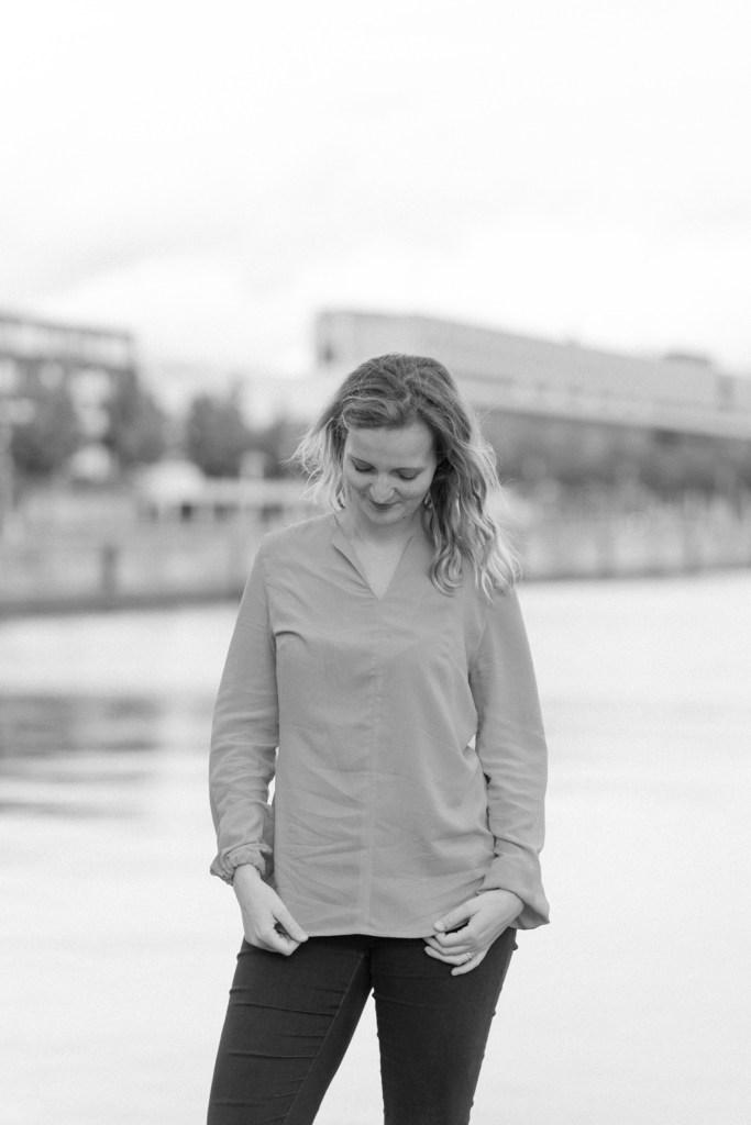 Bluse Sydney von Elle Puls - Mit Gummiband