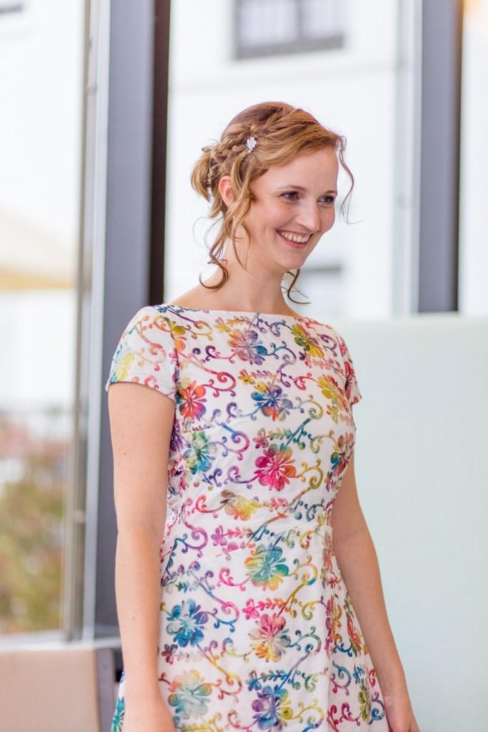 Wie erstellt man ein Schnittmuster? Das Kleid Emilie haben wir selbst entwickelt!