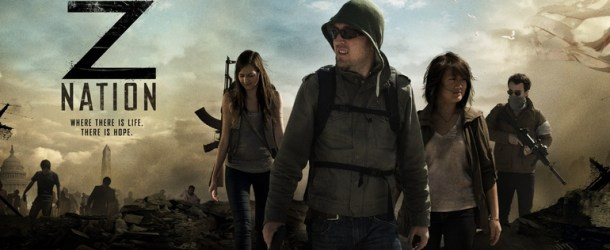 Teaser zur Zombie-Serie Z Nation: Konkurrenz für The Walking Dead?