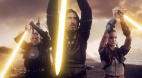 Dark Resurrection (2007/2011): Filmkritik zum Star Wars Fanfilm
