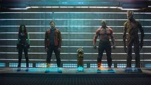 das team guardians of the galaxy