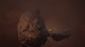 The Leviathan: Science-Fiction-Kurzfilm und Konzept-Teaser