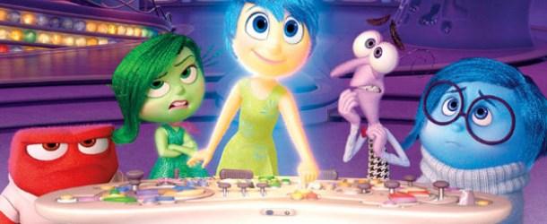 """""""Alles Steht Kopf"""" – Deutscher Trailer zum neuen Pixar-Film"""