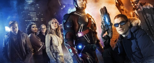 Legends of Tomorrow: Trailer zur Spin-off Superheldenserie von Arrow und The Flash