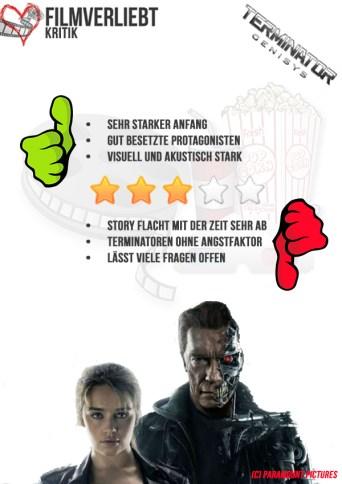 Kurzfazit Terminator 5 Genisys (c) Paramount Pictures