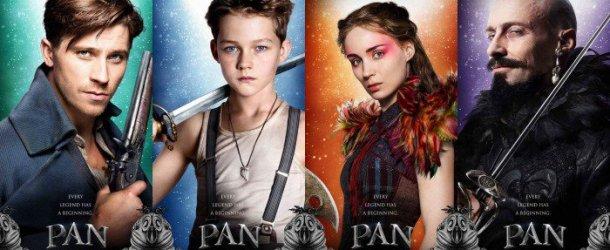 Kritik zu PAN: Großer Spaß für Familien und die, die nicht erwachsen werden wollen