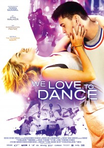 """We love to dance"" Poster. (c) Capelight Pictures"
