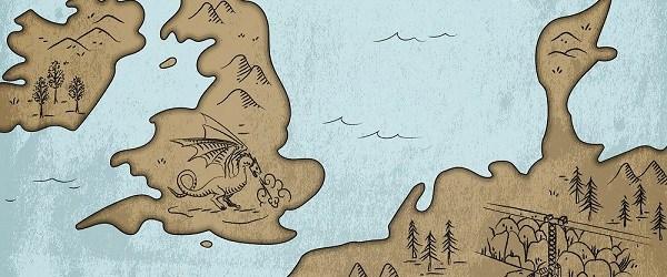Drehorte von Game of Thrones: Interaktive Karte
