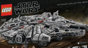Star Wars Lego: Millennium Falcon – Das ultimative Set