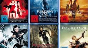 Resident Evil Filme Reihenfolge: Alle 6 Filme der Filmreihe + Animationsfilme