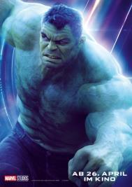 hulk aus Avengers: Infinity Wars (2018)