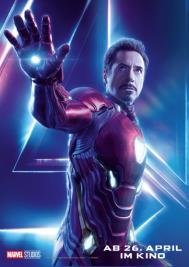 Iron Man - Avengers: Infinity Wars (2018)